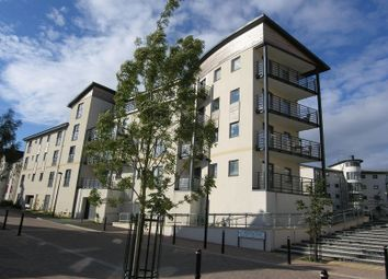 Thumbnail 2 bed flat for sale in Mistletoe Court, Old Town, Swindon