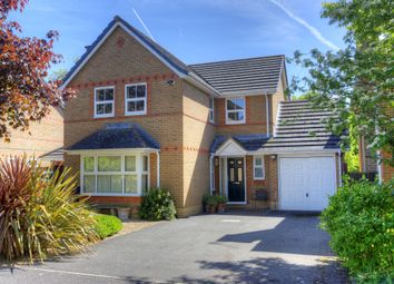 Thumbnail 4 bedroom detached house for sale in May Park, Calcot, Reading