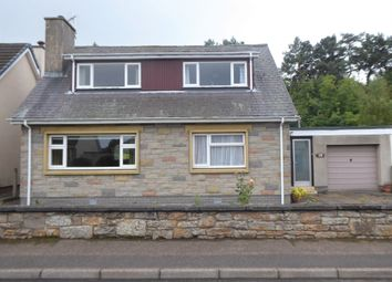 Thumbnail 4 bed detached house for sale in Wiseman Road, Elgin