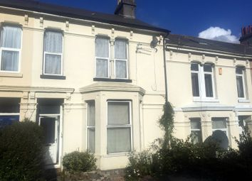 Thumbnail 1 bed flat for sale in Belgrave Road, Mutley, Plymouth