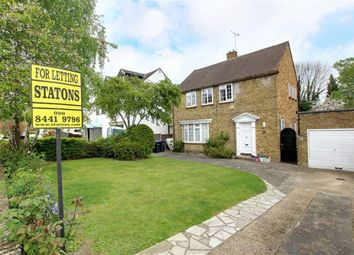 Thumbnail 3 bed detached house to rent in Kingwell Road, Hadley Wood, Hertfordshire