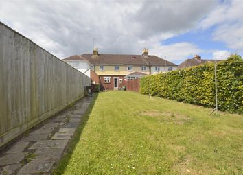 Thumbnail 3 bed terraced house for sale in Pilley Crescent, Leckhampton, Cheltenham
