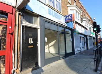 High Road, Willesden NW10. Retail premises to let