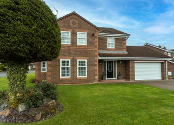 Thumbnail 4 bed property for sale in Denwick Close, Chester Le Street