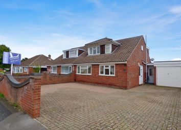 Thumbnail 5 bed semi-detached house for sale in Brookers Lane, Gosport