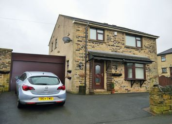 Thumbnail 3 bedroom detached house for sale in Holme Lane, Tong, Bradford