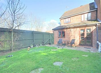 Thumbnail 3 bed terraced house for sale in Coney Green Close, Great Meadow, Worcester