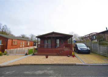 Thumbnail 3 bed mobile/park home for sale in Beverley Hill, Wood End, Atherstone