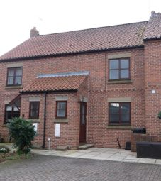 Thumbnail 2 bedroom town house to rent in Church Mews, Boroughbridge