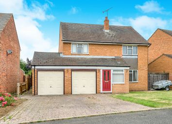 Thumbnail 4 bed detached house for sale in Richman Gardens, Banbury