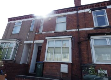 Thumbnail 4 bed terraced house to rent in Gulson Road, Coventry, West Midlands
