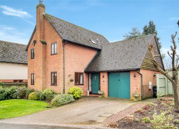 Thumbnail 3 bed detached house for sale in Church Close, Upper Sapey, Worcester