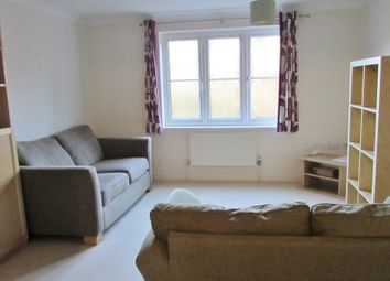 Thumbnail 2 bedroom flat to rent in Worsdell Close, Ipswich