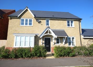 Thumbnail 4 bedroom detached house for sale in Pyrus Walk, Bridgwater
