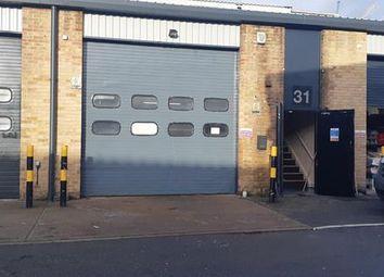 Thumbnail Light industrial to let in Unit 31 Fairways Business Park, Lammas Road, Leyton, London