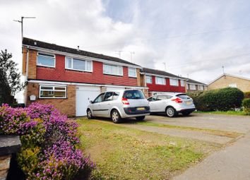 Thumbnail 3 bed semi-detached house for sale in Queensway, Burton Latimer, Kettering