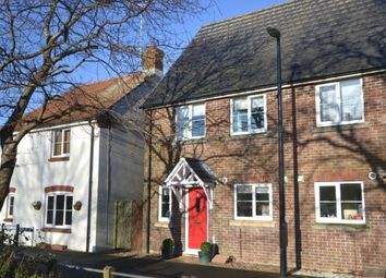 Thumbnail 2 bedroom semi-detached house for sale in Brewer Walk, Crossways, Dorchester