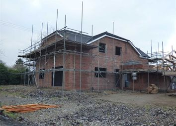 Thumbnail 4 bed detached house for sale in Church Road, Ashley, Market Drayton