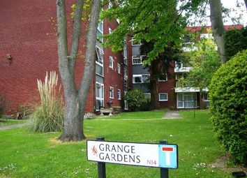 Thumbnail 1 bed flat to rent in Grange Gardens, London
