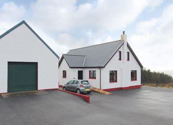 Thumbnail 3 bedroom detached bungalow for sale in Big Sand, Gairloch