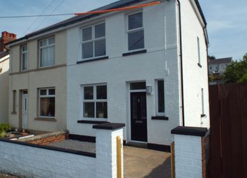 Thumbnail 2 bed semi-detached house for sale in Caerbryn Road, Penygroes, Llanelli