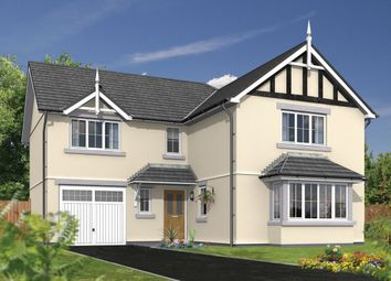 Thumbnail 4 bed detached house for sale in Devonshire Place, Kents Bank Road, Grange-Over-Sands