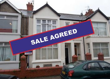 Thumbnail 2 bed flat for sale in Wellfield Avenue, Porthcawl