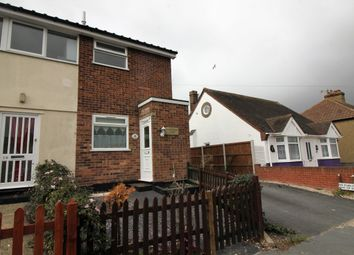 Thumbnail 1 bed flat for sale in Windermere Road, Clacton-On-Sea