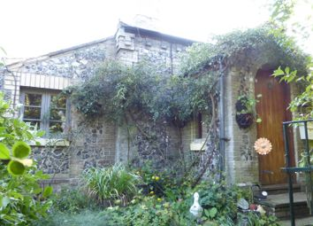Thumbnail 2 bed cottage for sale in Railway Cottages, Old Lakenham, Norwich, Norfolk