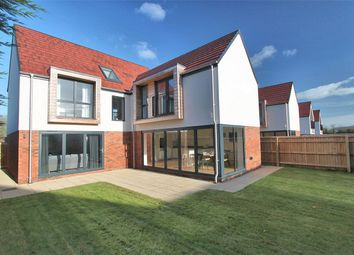 Thumbnail 4 bed detached house for sale in Main Road, Woodford, Berkeley