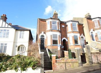 Thumbnail 3 bed semi-detached house to rent in Belle Vue Road, Ipswich