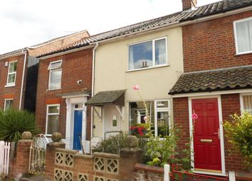 Thumbnail 2 bedroom terraced house for sale in Wymer Street, Norwich
