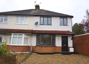 Thumbnail 3 bed semi-detached house to rent in Thornhill Avenue, Surbiton