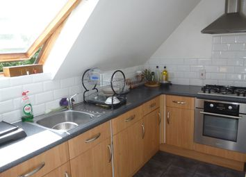 Thumbnail 2 bedroom flat for sale in Sherwood Avenue, Fletton, Peterborough