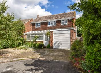 Thumbnail 4 bed detached house for sale in Fraser Gardens, Southbourne, Emsworth, Hampshire