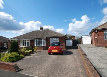 Thumbnail 2 bedroom semi-detached bungalow for sale in Kirkwood Place, Gosforth, Newcastle Upon Tyne