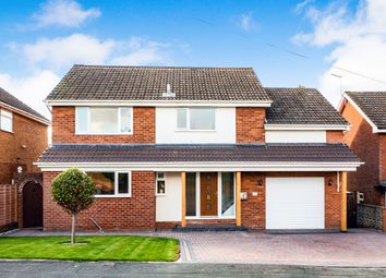 Thumbnail 6 bed detached house for sale in The Meadows, Cherry Burton, Beverley