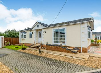 2 bed bungalow for sale in Kinderton Park, Cledford Lane, Middlewich, Cheshire CW10