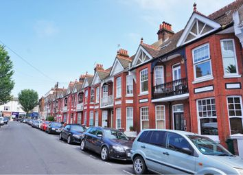 Thumbnail 1 bed flat for sale in Melville Road, Hove