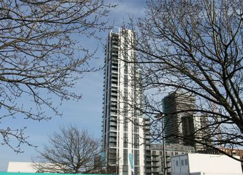 Thumbnail 1 bedroom flat for sale in The Waterman, 5 Tide Mill Square, Greenwich, London