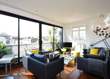 Thumbnail 2 bed flat to rent in Elm Park Road, South Kensington