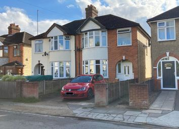Thumbnail 3 bed semi-detached house to rent in Brunswick Road, Ipswich
