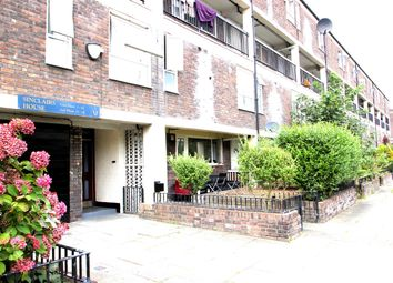 Thumbnail 4 bed flat to rent in St. Stephens Road, London