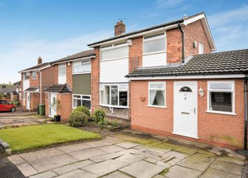 Thumbnail 3 bedroom semi-detached house for sale in Smithy Croft, Bromley Cross, Bolton, Large Gardens, 3 Beds, Cul De Sac