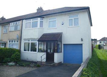Thumbnail 3 bed end terrace house for sale in Filton Avenue, Filton, Bristol