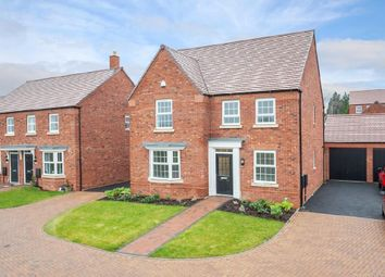 Thumbnail 4 bed detached house for sale in Oldwood Road, Tenbury Wells