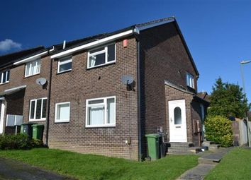 Thumbnail 1 bed end terrace house to rent in Quebec Gardens, Bursledon, Southampton