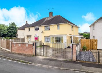 Thumbnail 3 bed semi-detached house for sale in Manesty Crescent, Clifton, Nottingham