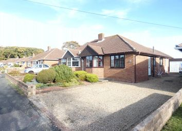 Thumbnail 2 bed semi-detached bungalow to rent in Harold Road, Stubbington, Fareham