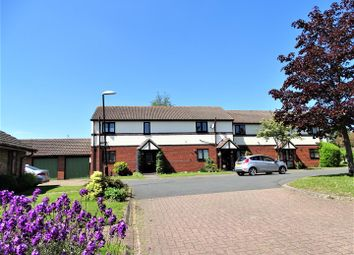 Thumbnail 2 bed flat for sale in Chestnut Walk, Markfield